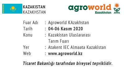 AgroWorld 2020 04-06 November 2020