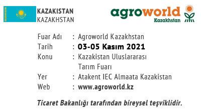 AgroWorld 03-05 November 2021