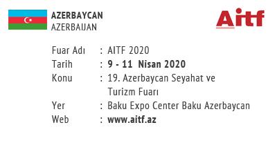 AITF 9-11 April 2020