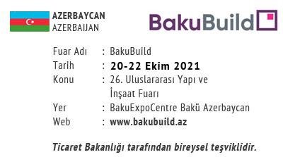 BakuBuild 20-22 October 2021