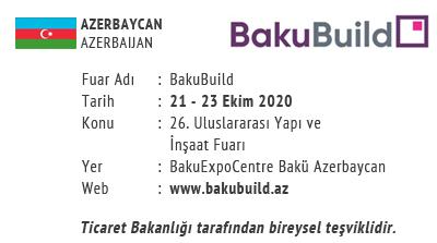 BakuBuild 21-23 October 2020