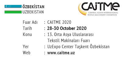 CAITME 28 – 30 October 2020
