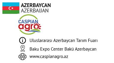 Caspianagro 18-20 May 2022