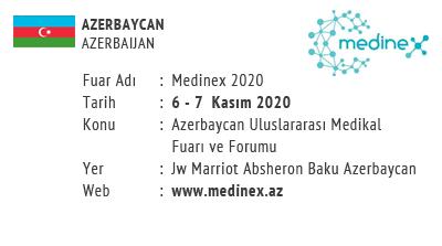Medinex 6-7 November 2020