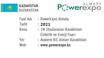 PowerExpo Almaty 2021