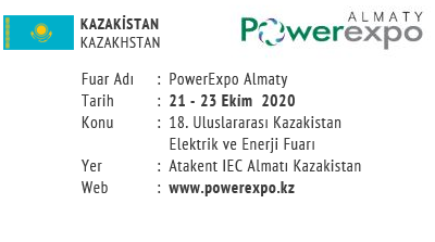 PowerExpo Almaty 21-23 October 2020