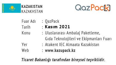 QazPack November 2021