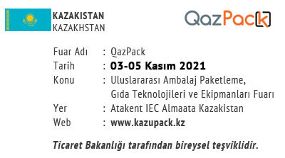 QazPack 03-05 November 2021