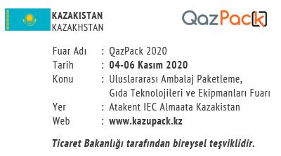QazPack 2020 04-06 November 2020