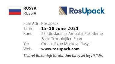 RosUpack 15-18 June 2021