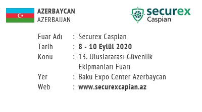 Securex Caspian 8-10 September 2020