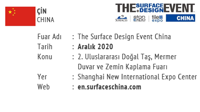 The Surface Design Event China December 2020