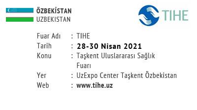 TIHE 28-30 April 2021