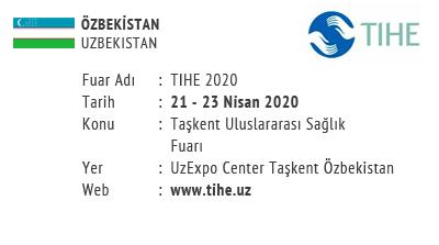 TIHE 21-13 April 2020