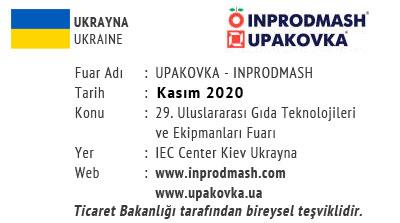 Upakovka & Inprodmash November 2020