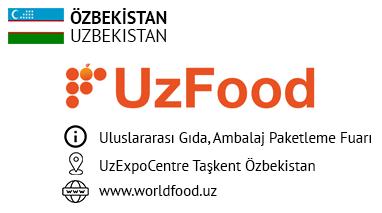 UzFood Uzbekistan 29 – 31 March 2022