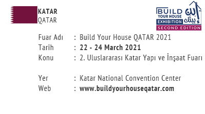 Build Your House QATAR 22-24 March 2021